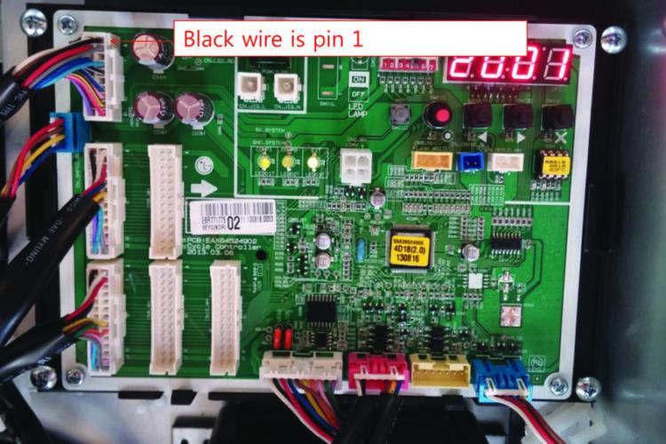 Computer processor board
