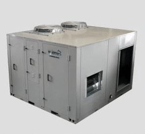 Dunham Bush Air Cooled Heat Pump Chillers
