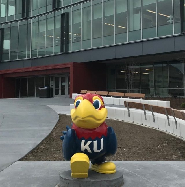KU Integrated Science Building