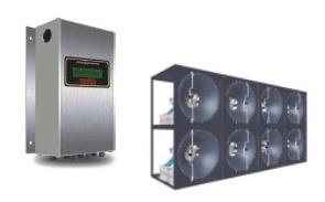 EBRTON fan array and fan inlet