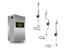 EBTRON fan inlet advantage IV Hybrid series