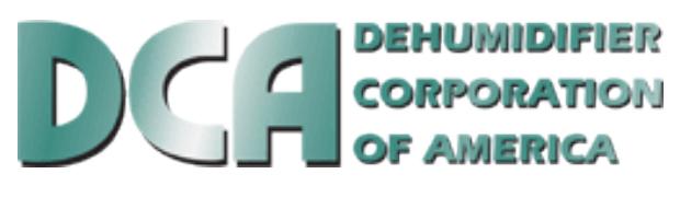Dehumidifier Corporation of America